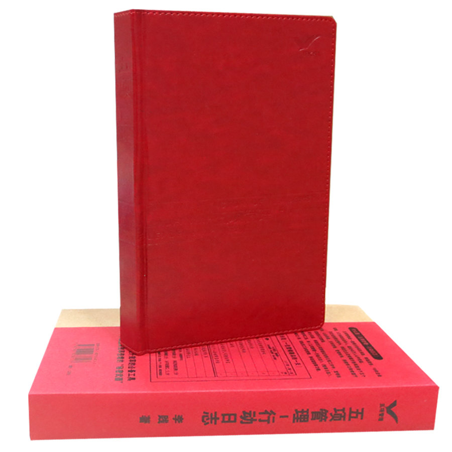 五项管理行动日志 李践著 成功手册时间管理笔记本 2013年最新版