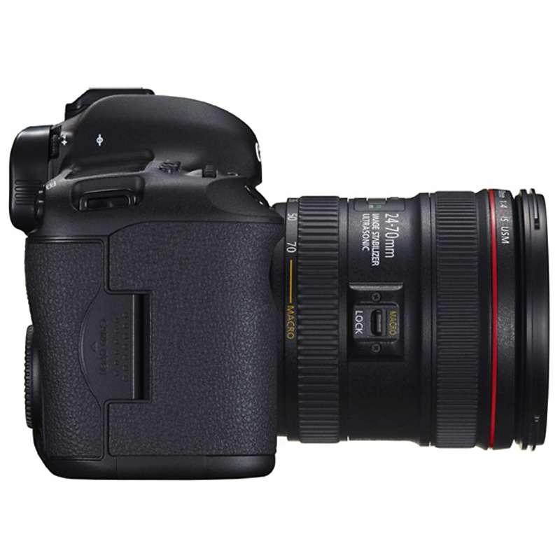 佳能 数码单反相机 eos 5d markⅢ (ef 24-70mm f/4l