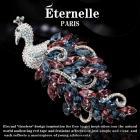 法国Eternelle高档胸针女别针丝巾扣