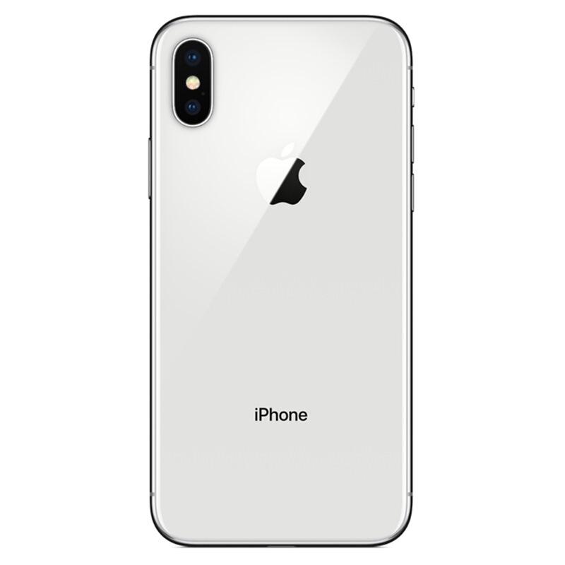 apple iphone x(苹果x)(a1865) 64gb 银色 移动联通电信4g手机