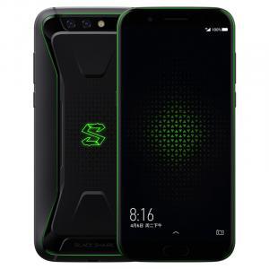 黑鲨游戏手机 6GB+64GB 极夜黑 液冷更快 全网通4G 双卡双待